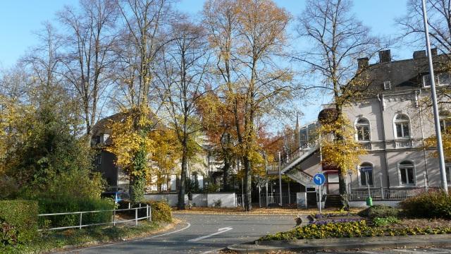 zwischen Blumendreieck und Heilig-Geist-Park und Westwall