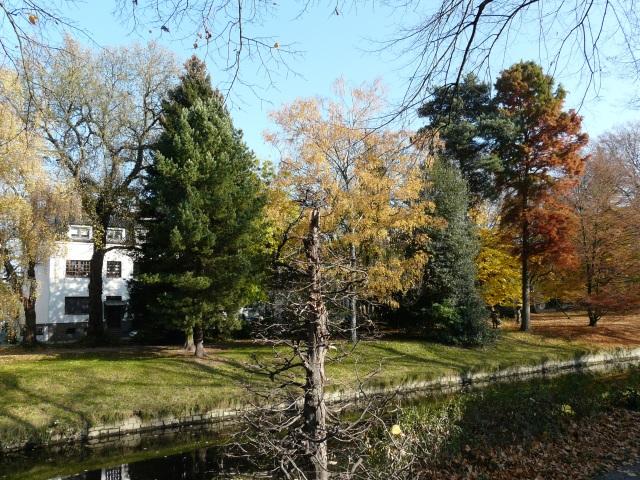 Arboretum von Oberer Promenade