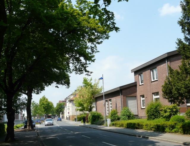 obere Bodelschwinghstr. mit Bodelschwinghhaus