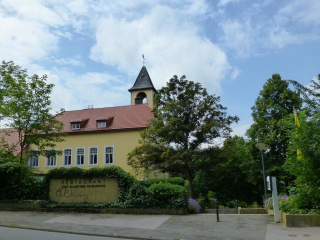 Wilhelmshöhe, vom Schwitter Weg