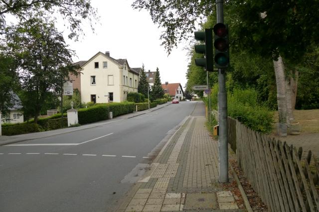 Schwitter Weg, Ecke Kaiserstr.
