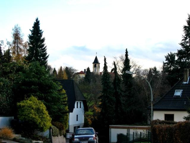 von Schillerstr. über Walburgisstr. auf Wilhelmshöhe